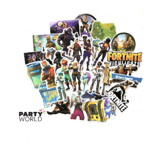Fortnite Party Stickers (40)