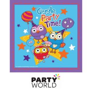 Giggle And Hoot Party Napkins (16)