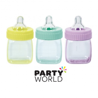 Baby Shower Fillable Baby Bottles (6)