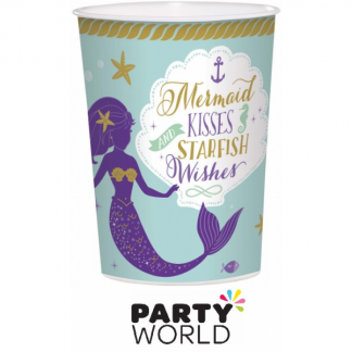 Mermaid Wishes Favour Cup