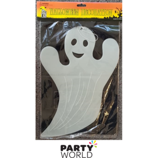Halloween Ghost Glow In The Dark Decoration