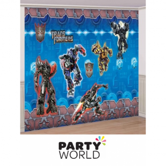 Transformers Giant Decorating Kit