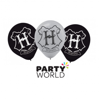 Harry Potter Hogwarts Latex Balloons (6)