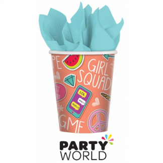 Selfie Celebration 9oz Paper Cups (8)