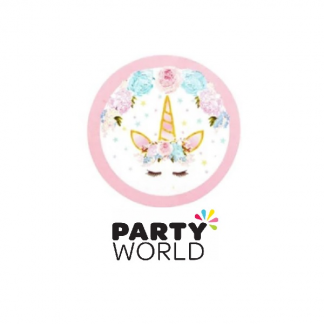 Dreamy Unicorn Party Stickers (5)