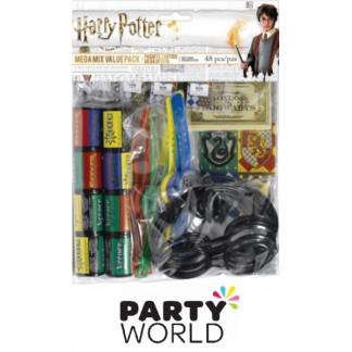 Harry Potter Mega Mix Loot Value Pack