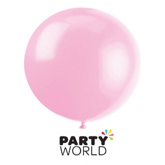 Powder Pink 90cm/ 36inch Latex Balloon