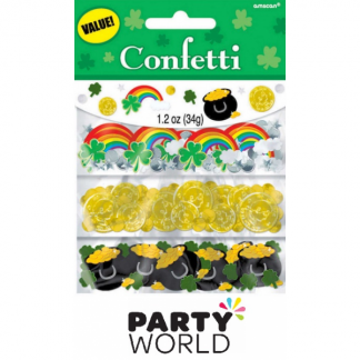 St Patricks Day Confetti Value Pack