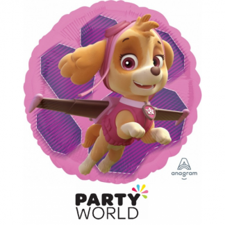 Paw Patrol Girls Foil Balloon