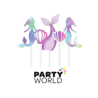 Mermaid Party Cake Toppers (5)