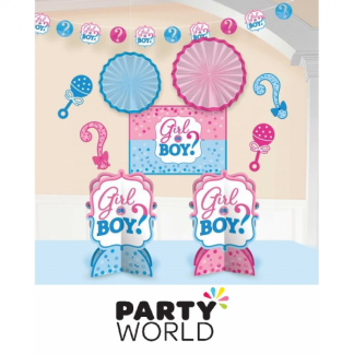 Girl Or Boy Room Decorating Kit