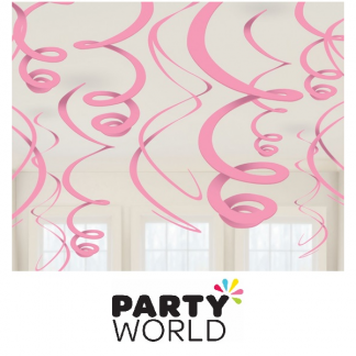 Swirls New Pink Decorations (12)