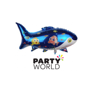 Baby Shark Party Foil Balloon
