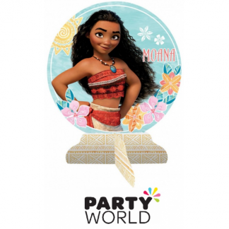 Moana Party Table Centrepiece