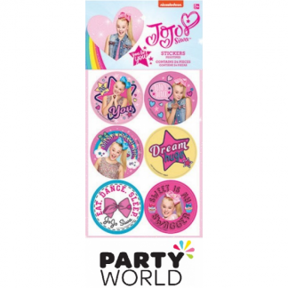 JoJo Siwa Party Stickers (24)