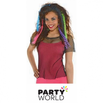 Totally 80's Hair Extensions