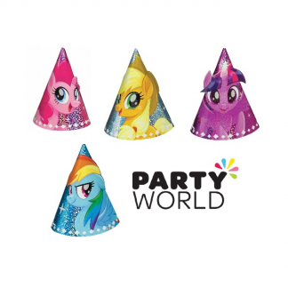 My Little Pony Friendship Adventures Mini Party Hats (8)