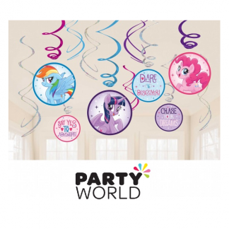 My Little Pony Friendship Adventures Swirls Value Pack (12)
