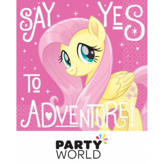 My Little Pony Friendship Adventures Lunch Napkins (16)