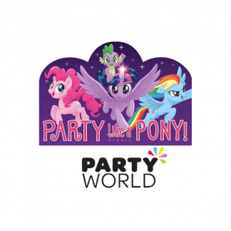 My Little Pony Friendship Adventures Invitations (8)