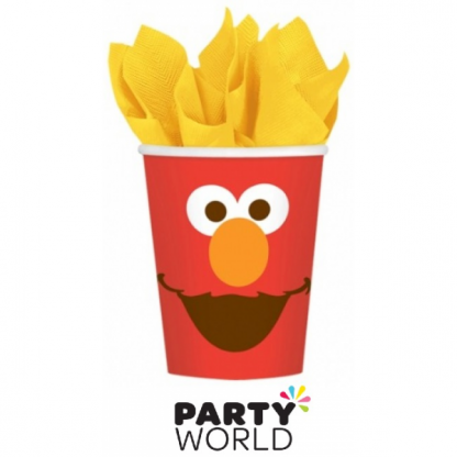 Elmo Turns One Birthday Paper Cups (8)