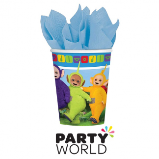 Teletubbies Paper Cups (8)