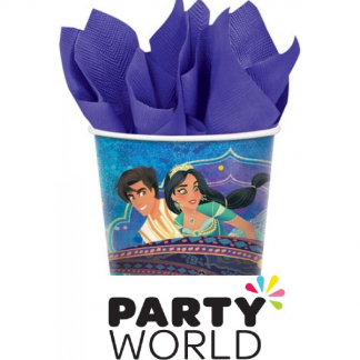 Aladdin Party Paper Cups (8)