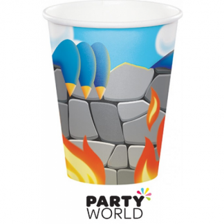 Dragons Party Paper Cups (8)