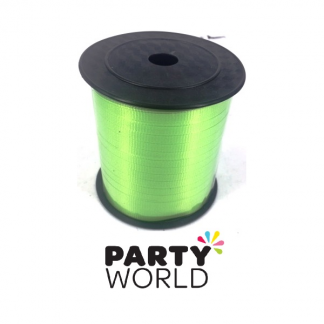 Light Green Curling Ribbon (250yds)