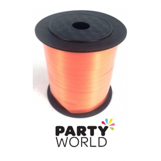 Orange Curling Ribbon (250yds)