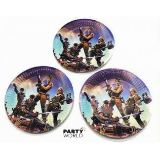 Fortnite Party Paper Plates 7in (10)