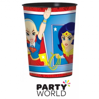 Super Hero Girls Favour Cup