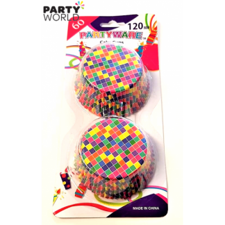 Colorful Party Cake Cups (60)