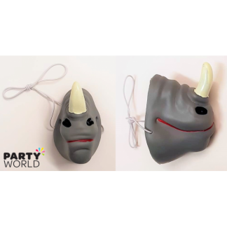 Rhinoceros Horn Nose Mask
