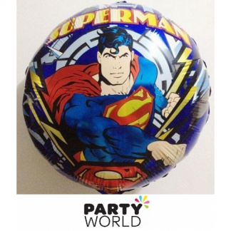 Superman Foil Balloon
