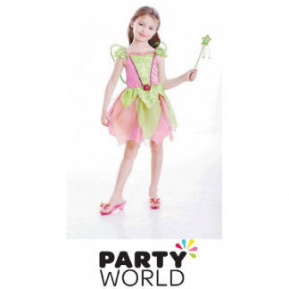 Garden Fairy Girl Costume (6-8 years)