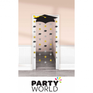 Graduation Hat Door Curtain Decoration