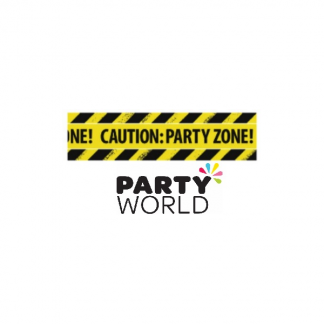 Construction Party Zone Tape