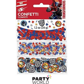 Transformers Confetti Pack (34g)