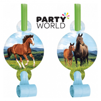Horse And Pony Party Blowouts (8)