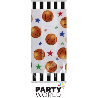 Basketball Fan Cello Party Bags (20)