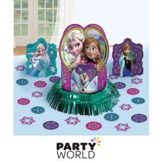 Frozen Table Decorating Kit (3 centerpieces & confetti)