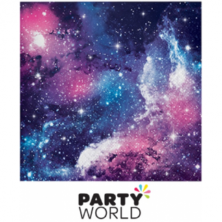 Galaxy Party Beverage Napkins (16)