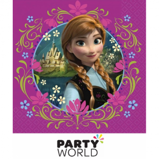 Frozen Party Paper Luncheon Napkins (16)
