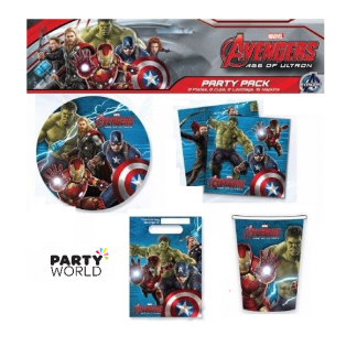 Avengers Age of Ultron Party Pack (40pces)