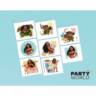 Moana Temporary Tattoos (8)