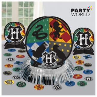 Harry Potter Table Decorating Kit - 3 Centerpieces & Confetti