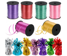 Curling Ribbon & Balloon Weights