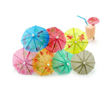 Cocktail Umbrellas, Picks & Accessories