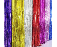 Tinsel Curtains